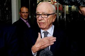 FBI'da Murdoch dosyası