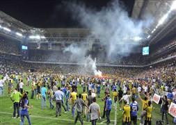 Fenerbahçe taraftarına küfrettiler