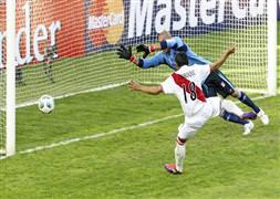 Copa America'da Peru 3. oldu