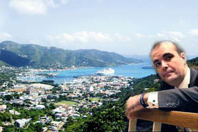 Demirel'e Cayman şoku