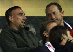 Ribery, Niang için geldi