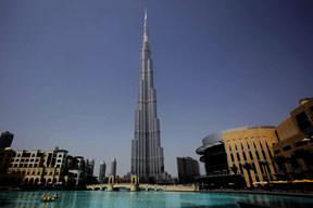 Burj Halife'de boş yer kalmadı