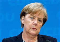 Merkel'den komşuya destek