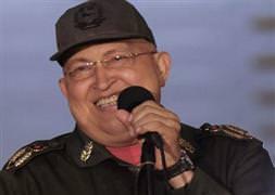 Chavez'den Filistin'e destek