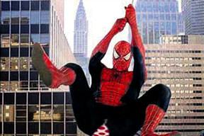 Puantiyeli Spiderman