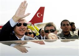 Başbakan Erdoğan Trablus'ta