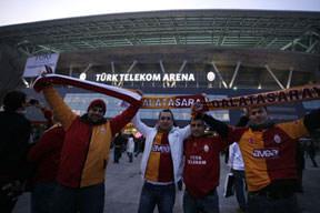 Arena'da büyük buluşma