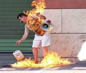 Kriz ateş'i