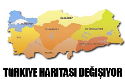 Türkiye Haritası Değişiyor Takvim 23 Eylül 2011