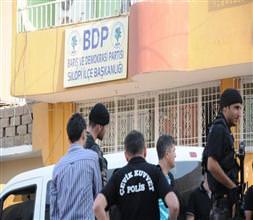 BDP'li 3 Belediye Başkanı tutuklandı!