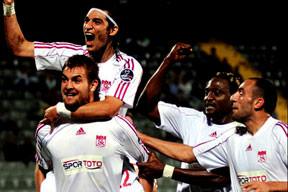 Sivasspor'un sezon açılışı!