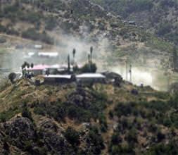 Siirt'te karakola saldırı: 5 şehit