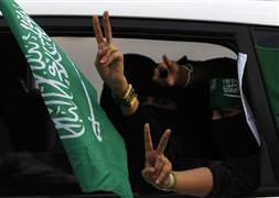 Suudi Arabistan'da devrim!