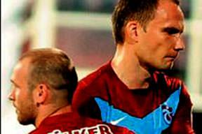 Trabzonspor'da Glowacki şoku