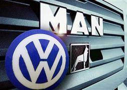AB'den Volkswagen-MAN evliliğine yeşil ışık