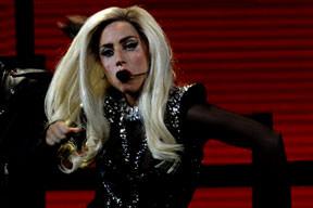 Gaga'nın tercihi