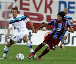 Trabzonspor koltuğu bırakmadı