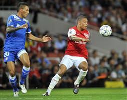Arsenal'i Santos uçurdu