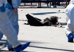 Antalya'da bombalı saldırı