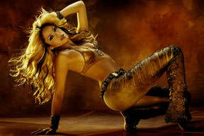 Shakira şimdide turizmci oldu