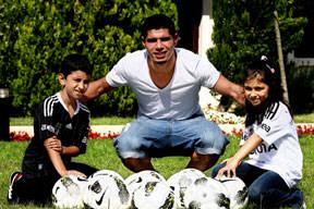 Benim idolüm Roberto Carlos