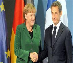 Merkel ve Sarkozy güvence verdi