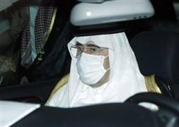 Suudi Veliaht son yolculuğuna uğurlandı