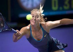 Bakan'dan Sharapova'ya tepki