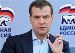 Medvedev'den çarpıcı öneri