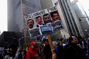 Wall Street yayılıyor!
