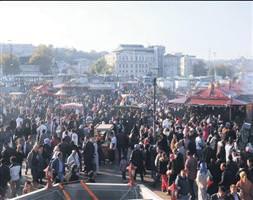 İstanbul sokakta