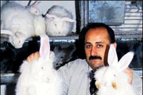 Tavşanlar Çin'e kaçtı