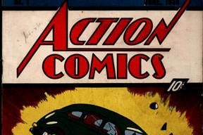 İlk Superman satılıyor