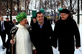 Ruslar 4 yılda 320 cami yaptı