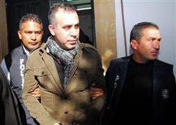 Haluk Levent tutuklandı