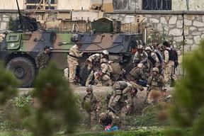 Afganistan Adana'yı yaktı