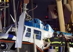 Helikopter düştü: 5 ölü