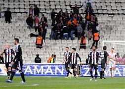 Beşiktaş'ta gözler Stoke City maçında