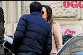 Milan'ın hocası yasak aşkıyla!