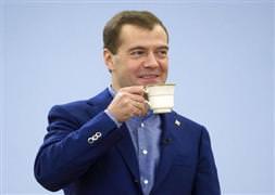 Medvedev, Rusya-AB zirvesi için Brüksel'de
