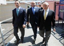 Özdemir: G.Saray bizden destek isteyecek