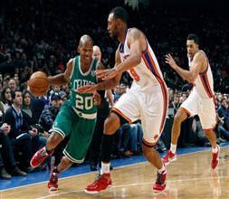 NBA'de sezonun ilk maçı Knicks'in