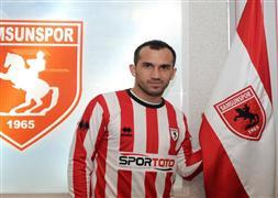 Samsunspor, yeni golcüsüne kavuştu