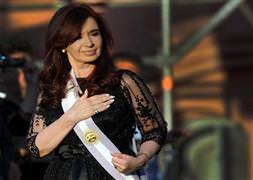 Arjantin Devlet Başkanı Kirchner işbaşı yaptı