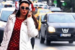 Etiler'de pijama modası