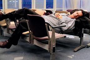 Terminal filmi gerçek oldu...