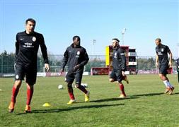 Galatasaray'da derbi bereketi