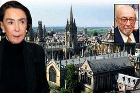 Oxford'un elması!