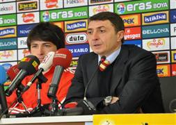 Kayserispor, gözünü kupa maçına dikti