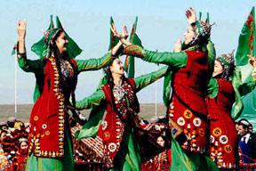 Orta Asya'da Nevruz Bayramı